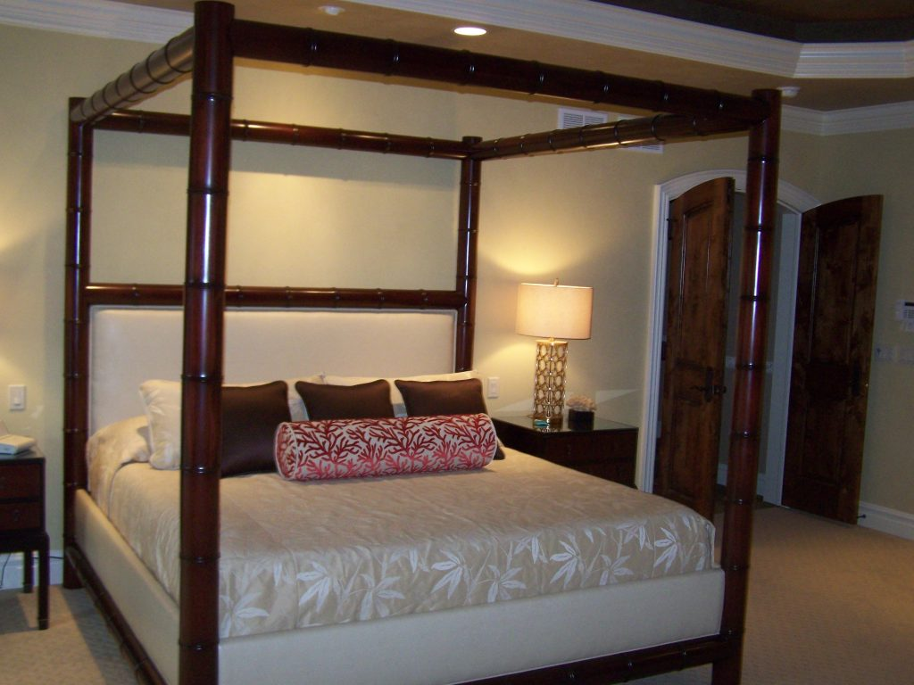 Canopy Bed This King Size Mahogany Canopy Ralph Lauren Bed