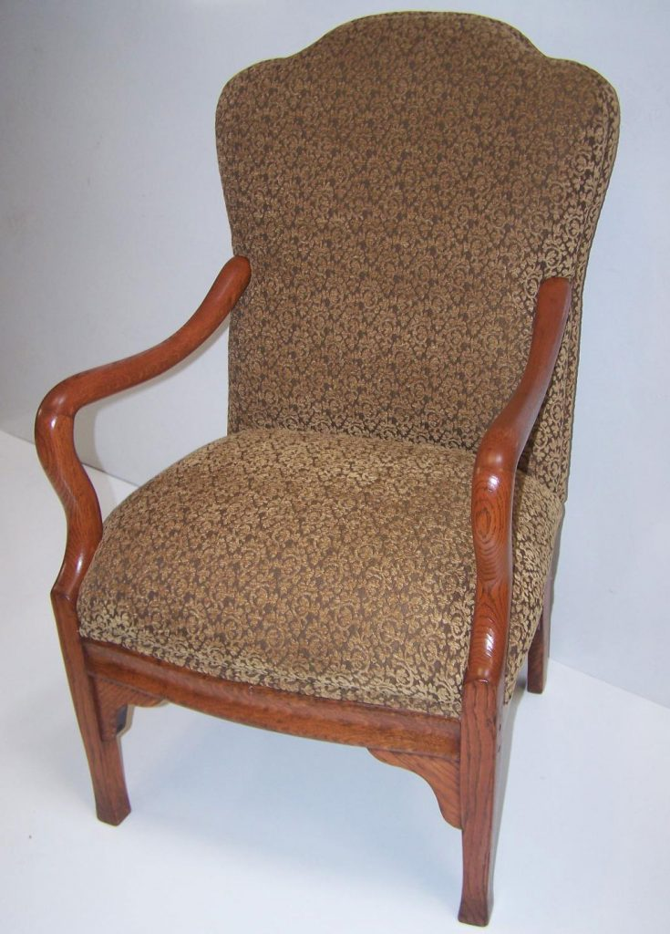 Antique Chair After
