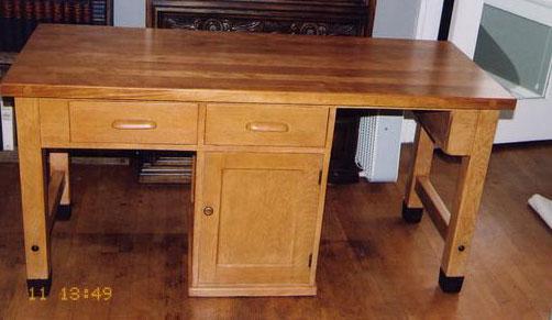 Computer Desk After