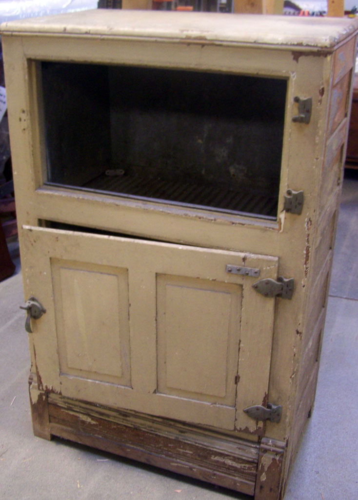 Ice Box Before