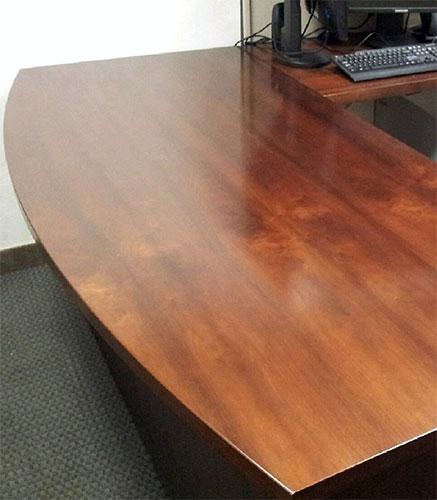 Modern Desk After Small