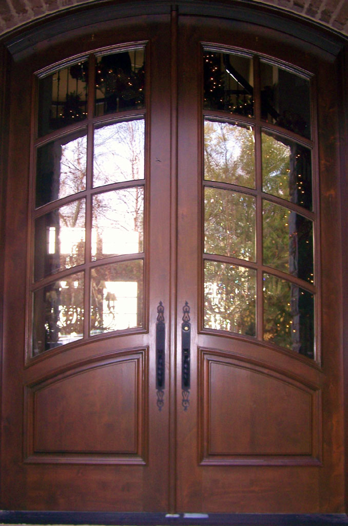 Residence Double Doors After