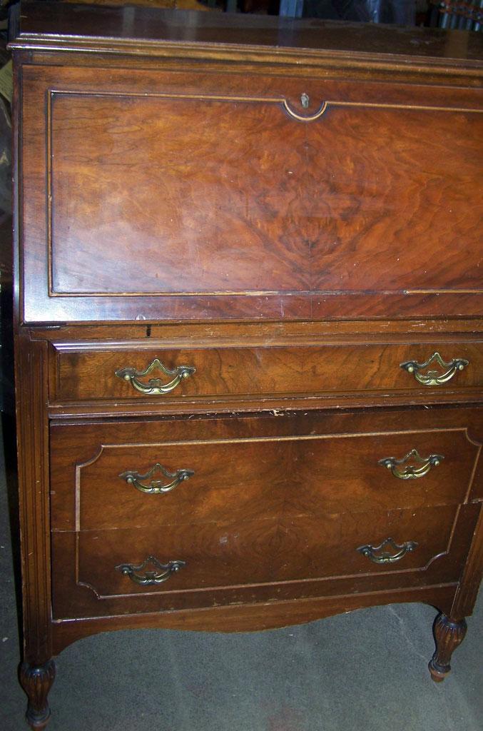 Secretary Desk Before